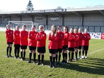 Corby Town Girls U14's