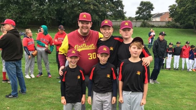 Northants Baseball Club to deliver free youth sessions throughout 2021