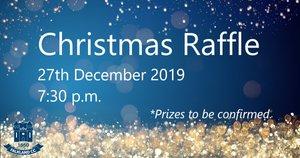 2019 Christmas Raffle