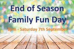 End of Season Family Fun Day - Saturday 7th September