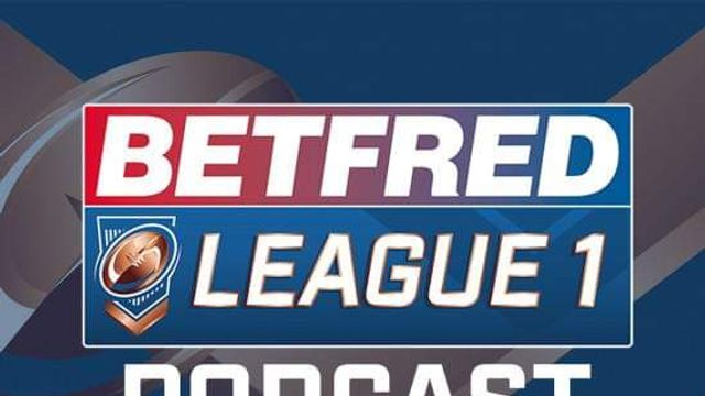 Rhinos feature on Betfred League 1 podcast
