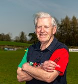 80 Years young and still playing Rugby!