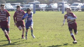 Wirral U13s v Winnington Park Sunday 3rd March