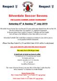 Silverdale  Soccer  7's tournament