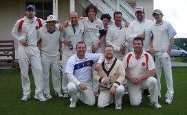 2012 - Fylde Cricket League Champions