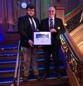 Ards Rugby receives prestigious Clubmark Accreditation