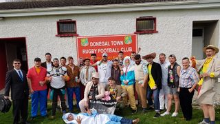 2nds v Donegal 13/04/19