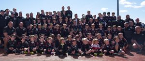 Peter Rogers Estate Agents Festival of Mini Rugby at Ards RFC