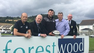 Ards Rugby welcome new sponsor