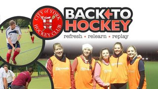 City of York Hockey Club Info