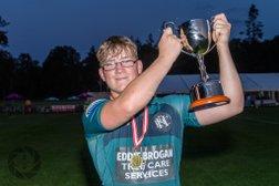 Peebles U16 Sevens Winners