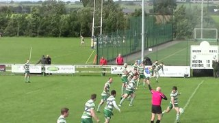 Wigton grind out a victory