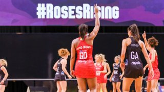 Vitality Roses back up to second in INF World Rankings