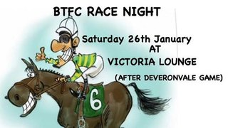 BTFC Race Night
