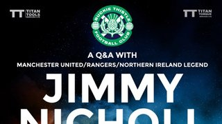 Q&A Session with Jimmy Nicholl
