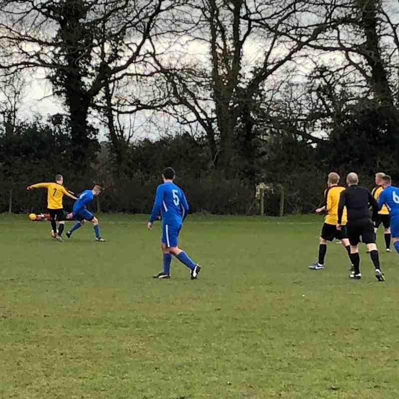 Northgate 2-2 KSB United