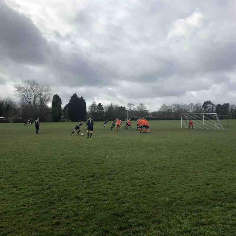St. Mary's Astbury 1-1 KSB (KSB win 2-1 on penalties)