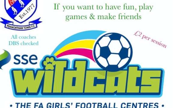 SSE Wildcats - FA Girls' Football Centres