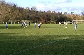 1st XI vs Egham Athletic 25/11/17 (CW Cup)