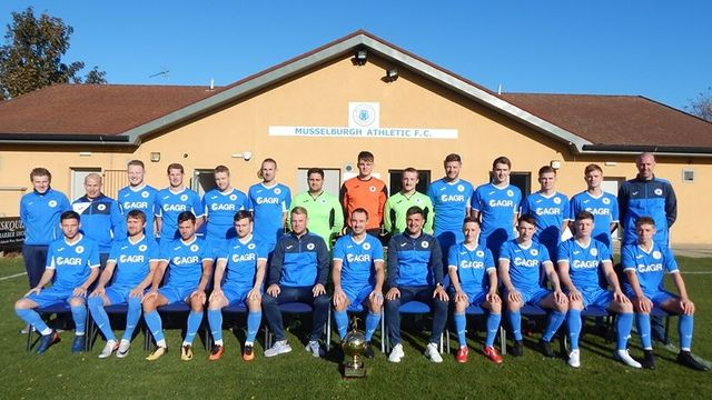 Dunbar United 3-2 Musselburgh Athletic