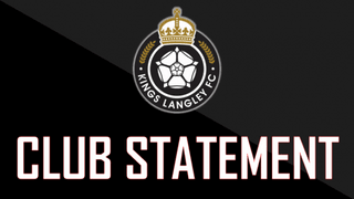 CLUB STATEMENT: DEAN BARKER ADDENDUM