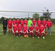 Ringwood Town U16's Bankes Cup Final Report