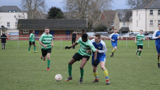 26TH JANUARY 2019 - PARKWOOD RANGERS FC 1 – 2 WELLING TOWN FC