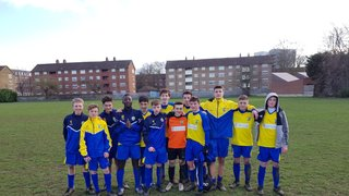 PARKWOOD U15 GALAXY  - LEAGUE WINNERS