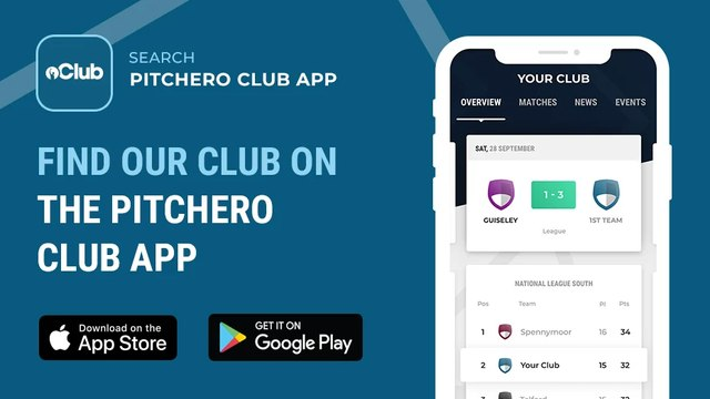 Download the app for our club!
