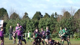 Exmouth U10's 15 - 25 Withycombe
