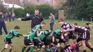 Exmouth v Withycombe u12's