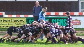 2nd Round Cup Exmouth v Torquay u13's