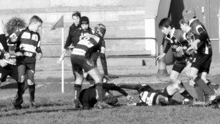Cup match Semi Exmouth v Ivybridge u13's