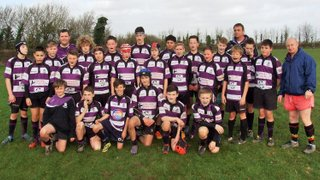 Withycombe v Exmouth u13's