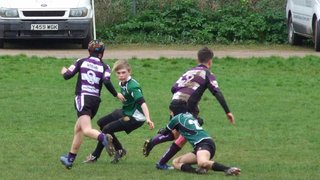 Exmouth 22 - 17 Sidmouth