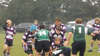 Under 14s (Boys) v Sidmouth