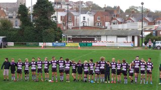 Exmouth V Ivybridge u14's cup match