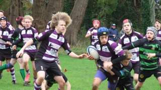 Withycombe v Exmouth u14's