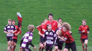 Under 14s (Boys) v Exeter Saracens