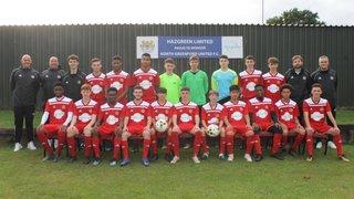 Harefield Utd U18's (H)