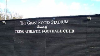 Tring Athletic (A) match report by Pat Hillier