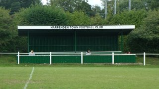 Harpenden Town (A) match report by Pat Hillier
