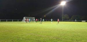 Bilbrook U19's continue winning streak against Newcastle Town