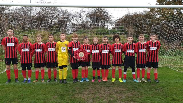 Solid second half sees Bilbrook MJPL U13's win with ease