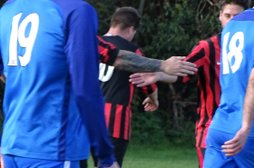 Cookham knocked out of the B&B Cup