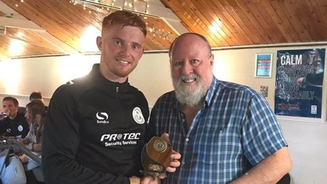 Man of the Match Award v Emley