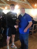 Man of the Match Award v AFC Darwen