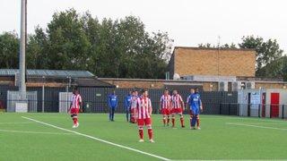 4-0 Win To Progress In BBC Essex Senior Cup