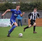 Aycliffe's winning run comes to an end