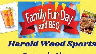 Harold Wood Sports Association Fun day